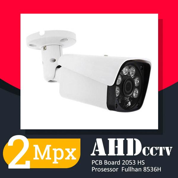 دوربین مداربسته AHDبولت،2 مگاپیکسل مدل DiR404 B206