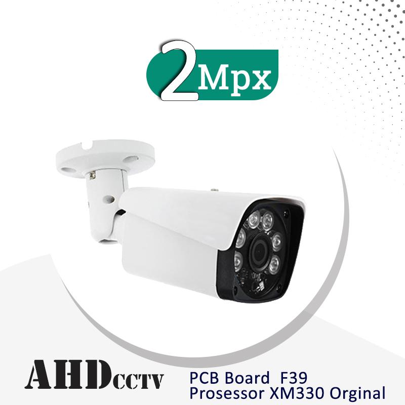 دوربین مداربسته بولت AHD ، کیفیت 2 مگاپیکسل مدل DiR404 B201 سنسور PCB F39با پردازنده XM330 Orginal