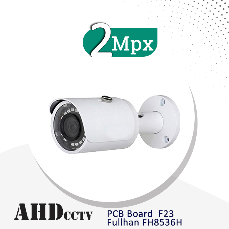 دوربین مداربسته بولت AHD ، کیفیت 2 مگاپیکسل مدل DiR505 B220 سنسور PCB F23 با پردازنده Fullhan FH8536H