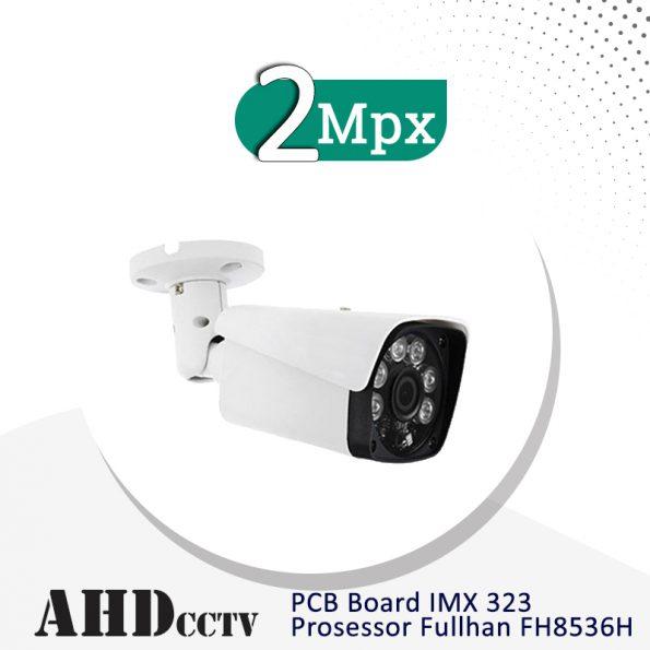 دوربین مداربسته AHDبولت،2 مگاپیکسل مدل DiR404 B207