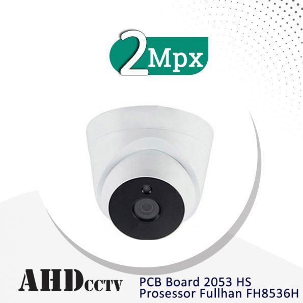 دوربین مداربسته دام AHD ، کیفیت 2 مگاپیکسل مدل DiR205 D215 سنسور PCB 2053 HS با پردازنده Fullhan FH8536H