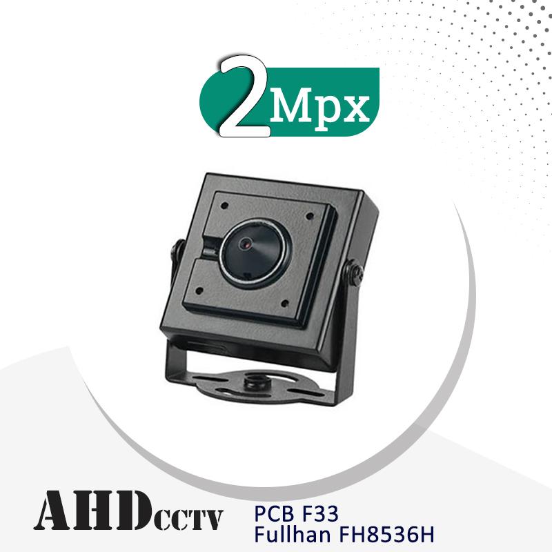 دوربین مداربسته AHD پین هول،2 مگاپیکسل مدل PINHOLE kx1001