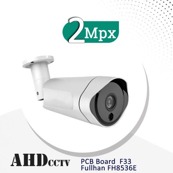 دوربین مداربسته بولت AHD ، کیفیت 2 مگاپیکسل مدل ST-3322 سنسور PCB 2053 HS با پردازنده Fullhan FH8536E